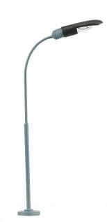 Peitschenlampe Spur H0, 1 flammig, 110mm