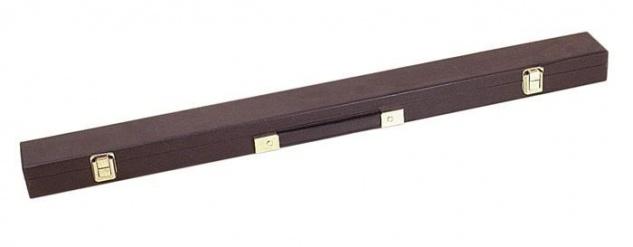 Queue-Koffer Standard schwarz