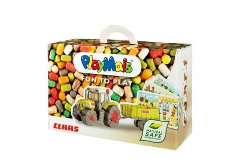 PlayMais Classic FUN TO PLAY, CLAAS, 4er Set