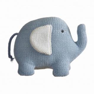 Stofftier Elefant Lenny - Babyspielzeug