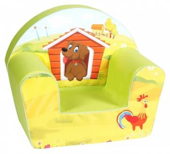 Kindersessel Dog on a farm