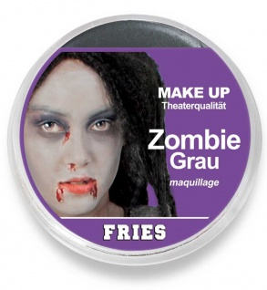 Theaterschminke Zombie