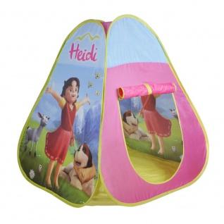 Popup Zelt Heidi