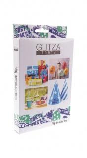 """GLITZA PARTY - Starter Set """" Birthday Boy"""""""