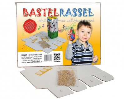 Bastelrassel aus Karton, 1er Pack