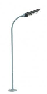 Peitschenlampe Spur H0, 1 flammig, 120mm