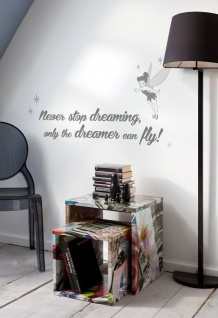 Deco-Sticker Never stop dreaming