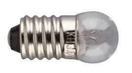 Ersatz-Glühbirne, E 10 Schraubbirne 3, 5 V, 10er Pack