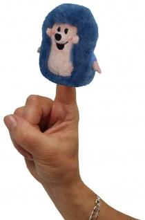Fingerpuppe Igel 8cm, aus den Geschichten mit dem kleinen Maulwurf