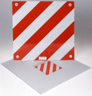 Warntafel ALU 50x50 cm