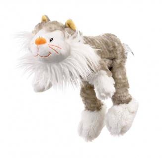 Handpuppe Katze BALTHAZAR - Plüschhandpuppe Katze
