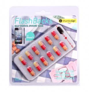 Cover - Tabletten-Hülle für iPhone 5 und 5S