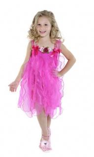 Flatterfeenkleid pink Grösse S