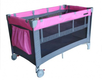 Reisebett Dessin Dream pink