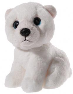 Plüschtier Mini-Mi Eisbär, 14 cm
