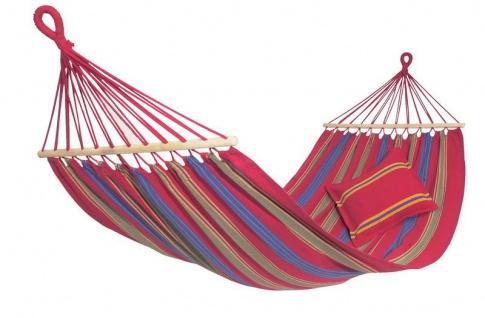 EllTex Stab-Hängematte Aruba cayenne, red