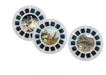 EGMONT TOYS Discs im 3er Set für den Dream Viewer