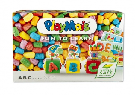 PlayMais Classic FUN TO LEARN, ABC