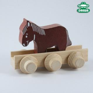 Laufteil für DREWA Kugelbahnen, Pferd