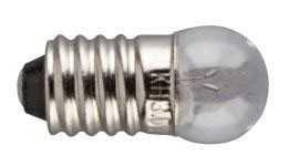 Ersatz-Glühbirne, E 10 Schraubbirne 19 V, 10er Pack