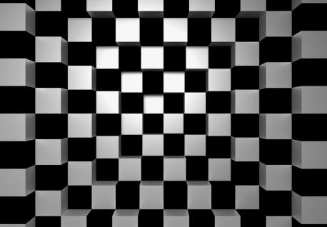 Vlies Fototapete 3D Würfel