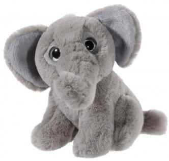 Plüschtier Mini-Mi Elefant, 14 cm