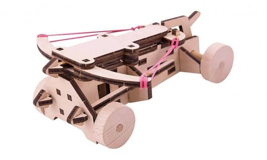 WoodWars - Balliste Bausatz