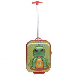 Bouncie Trolley Dino mit blinkenden Rädern