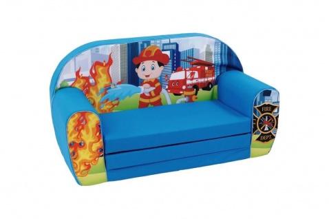 Kindersofa Fireman