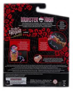 Monster High Tier Secret Creepers Cusion Howleens Igel - Vorschau 4