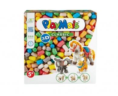 PlayMais Classic 3D, Haustiere
