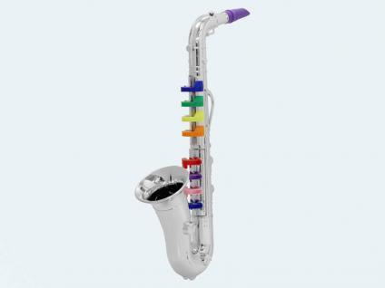 Saxophon mit 8 Tönen
