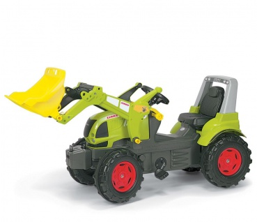 Trettraktor rollyFarmtrac Premium CLAAS Arion 640, mit Lader