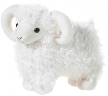 Plüschtier Lamm stehend, Grösse 24 cm