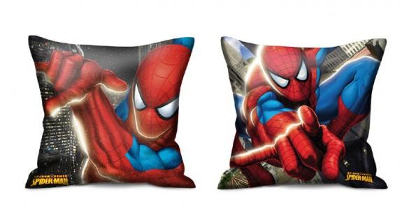 Spiderman Kissen, sortierte Ware