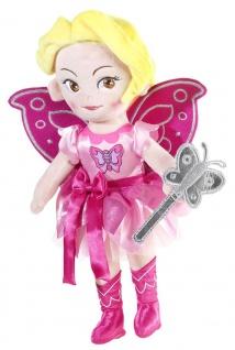 Stoffpuppe Magic Doll Fee, 35 cm
