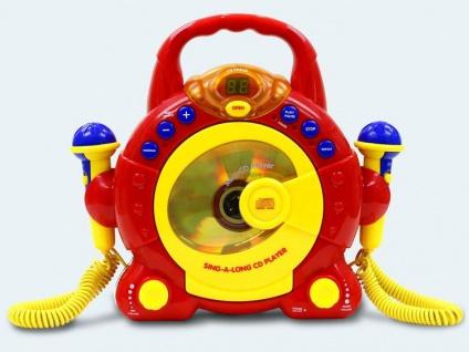 Concerto CD-Player für Kinder