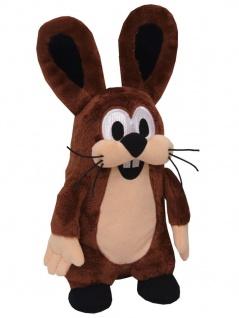Plüschfigur Hase aus der TV-Serie der kleine Maulwurf