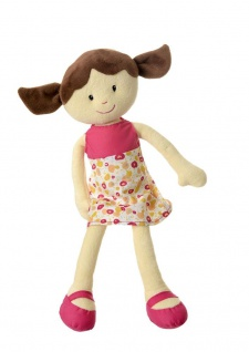 Puppe Nelly, Grösse 45 cm
