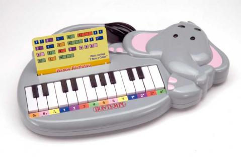 Bontempi Melody Piano Elefant