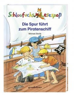 Schlaufuchs Lesespaß: Piratenschiff