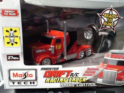 Maisto Rc-Fahrzeug Semi Drift Truck