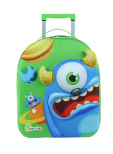 Bouncie Trolley 40 cm, Monster