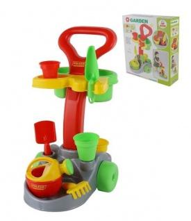 Trolley-Set Gärtner, für Kinder