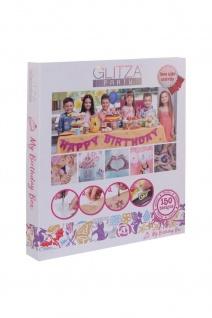 GLITZA PARTY - Box My Birthday, inkl. 150 Tattoos