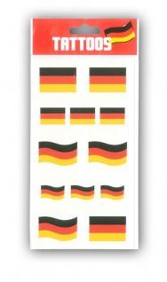 Deutschland Tattoos