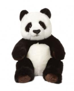Plüschtier WWF Panda, sitzend Grösse 22cm