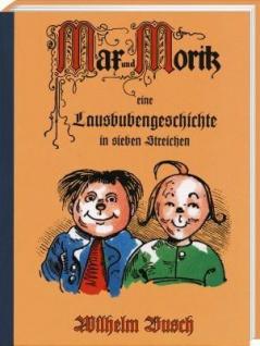 Kinderbuch - Max und Moritz