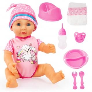 Bayer Funktionspuppe Lisa Newborn Baby 40cm