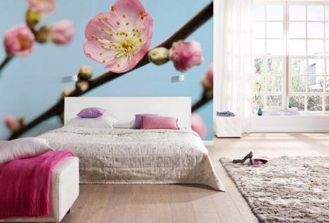 Vlies Fototapete Peach Blossom Version V7-753
